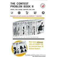 THE CONTEST PROBLEM BOOK II: ANNUAL HIGH SCHOOL MATHEMATICS EXAMINATION: 1961-1965