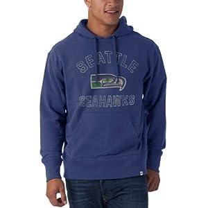 Seattle Seahawks - Striker Pullover Premium Hoodie
