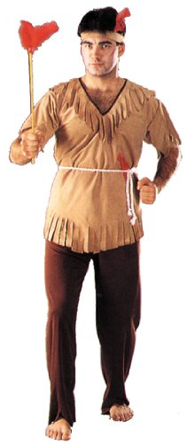 Native American Indian Man Adult Costume One Size