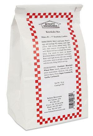 For Sale! Bethany Housewares 781 Krumkake Mix