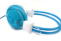 HANGOUT HO-002 NEW HEADSET-BLUE