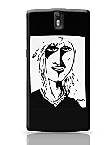 PosterGuy OnePlus One Case Cover - The Wishful Dream Painting Art, Sketch,Painitng, Portrait, Illustration