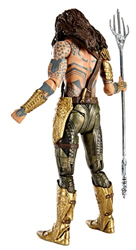 "Batman v Superman: Dawn of Justice Multiverse 6"" Aquaman Figure at Gotham City Store"