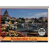 Kodacolor パズル 500 ピース - ロックポート Harbor, Massachusetts