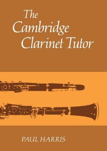 The Cambridge Clarinet Tutor Paperback