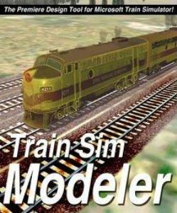 TRAIN SIM MODELER (WIN 9598ME2000)