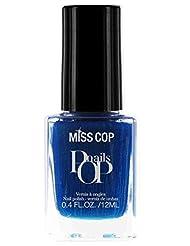 Miss Cop Vernis à Ongles Pop Nails Canard 12 ml - Lot de 2