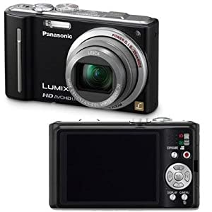 Panasonic Lumix DMC-ZS7 12.1 MP Digital Camera with 12x Optical Image Stabilized Zoom and 3.0-Inch LCD (Black)