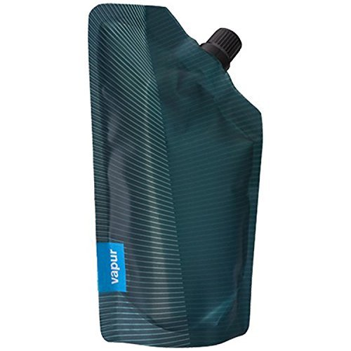 vapur-incognito-300ml-collapsible-flask-teal-by-vapur