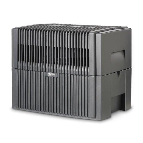 VENTA (ベンタ) 「水で空気を洗う加湿器」 Airwasher エアウォッシャー LW44Plus ブラック 並行輸入品