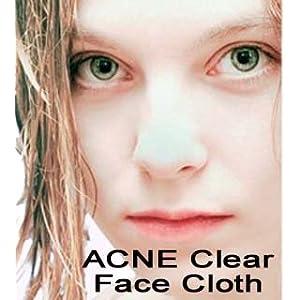 Acne Clear Micro Dermabrasion Cloth Acne Face Cloth