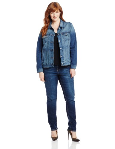 Levi's Women's Plus-Size Trucker Jacket