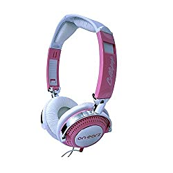 ON EARZ-LOLLIPOP HEADPHONE - PINK
