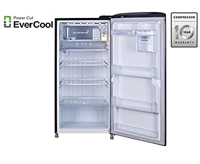 LG GL-B241AMLT.DMLZEBN Direct-cool Single-door Refrigerator (235 Ltrs, 5 Star Rating, Marine Lily)