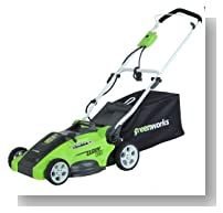 GreenWorks 25142 10 Amp Corded 16 Inch Mower