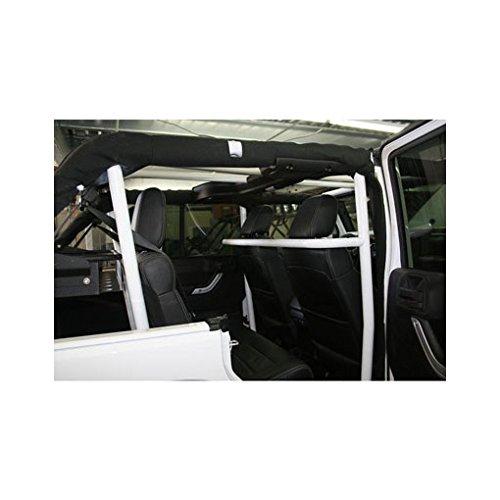 Synergy Manufacturing 4 Door Jeep Wrangler JK B-Pillar Cage Kit