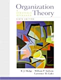 img - for Organization Theory: A Strategic Approach (6th Edition) book / textbook / text book
