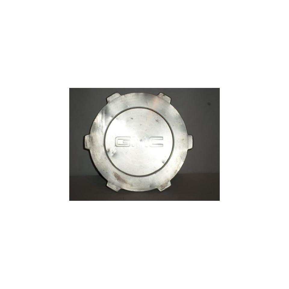 02 07 GMC Sierra Yukon Wheel Center Hub Cap 2002 2003 2004 2005 2006 2007 #1923