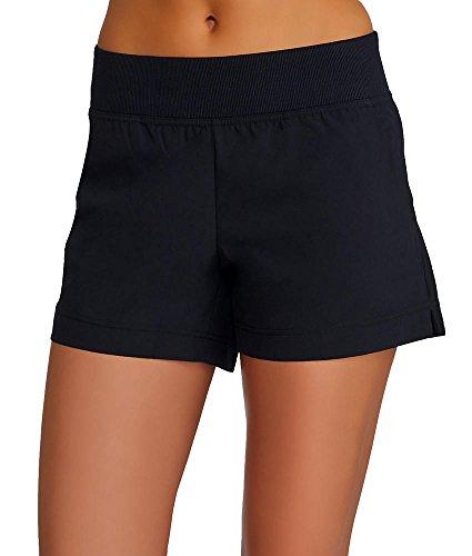Calvin Klein Performance Commuter Active Shorts, XL, Black