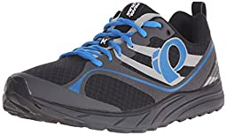 Men\'s EM Trail M 2 V2 Running Shoe, Black/Shadow Grey, 10.5 D US