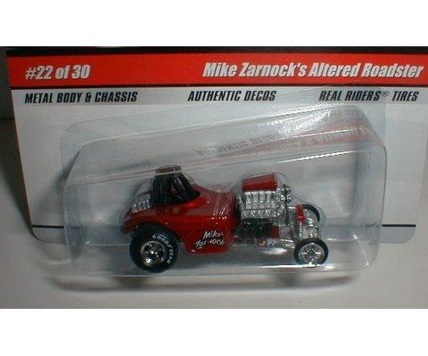 "Hot Wheels ""Drag Strip Demons"" 22/30 Mike Zarnock's Altered Roadster - 1"