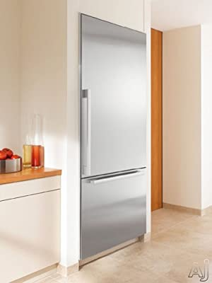 Miele Independence Series KF1901SFSS 36 Refrigerator, Stainless Steel