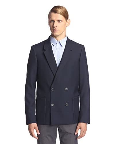 Jil Sander Men's Dafne Double Breasted Sport Coat