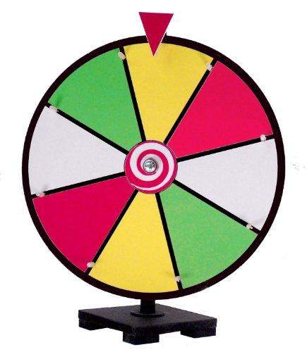 """Prize Wheel 16"""" Color Dry Erase"""
