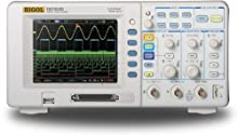 Rigol DS1052D 50MHz DSO 2 Analog + 16 Digital Channels