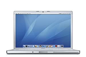"Apple MacBook Pro MA895LL/A 15.4"" Laptop (2.2 GHz Intel Core 2 Duo,  2 GB RAM, 120 GB Hard Drive, DVD/CD SuperDrive)"