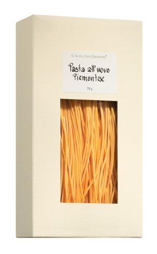 Cascina San Giovanni Pasta alla uovo Piemontese Tagliolini / Eiernudeln 250 g