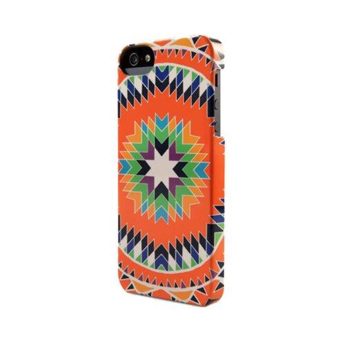 (インケース) INCASE Mara Hoffman アイフォン ケース [ パウワウクリーム ] CL69240 iPhone 5 コラボ メンズ レディース POW WOW CREAM (並行輸入品)