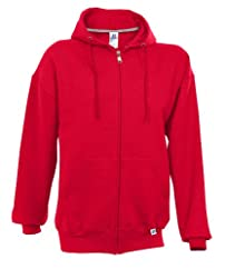 Russell Athletic Youth Dri-Power Fleece Full Zip Hoodie