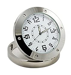 Spy India Spy Table Clock Camera