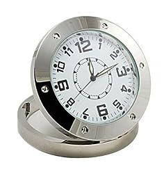 Spy India Spy Table Clock Camera