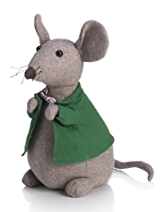 Mr. Mouse Doorstop