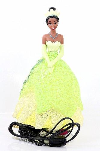 Disney Products - Disney Princess And The Frog Eva Lamp (Small Lamp Size) - Princess Tiana Design front-102204