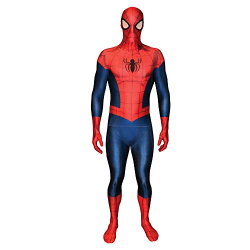 MORPHSUITS Costume MARVEL SPIDERMAN taglia L