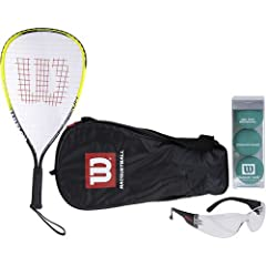 Buy Wilson All Gear Racquetball Set by Wilson