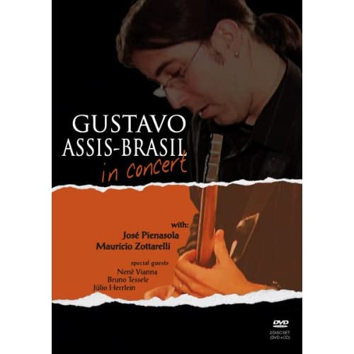 "Featured recording ""Gustavo Assis-Brasil"