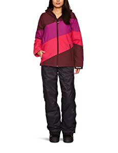 Billabong Women's Milouze Snow Jacket - Royal, X-Large