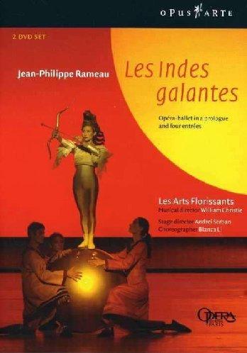 Rameau - Les Indes galantes (Opéra de Paris 2004) [DVD]  [2010]