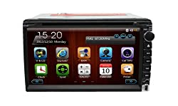 See lsqSTAR 2 Din Car DVD Player for Universal Car with DVD+Radio+BT phonebook+Ipod list+USB +SWC+ATV+MP4/MP5+Free Map Details