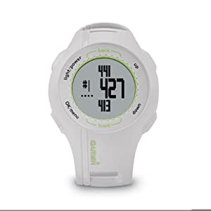 Garmin Approach S1 GPS Golf Watch - White (discontinued by manufacturer)
