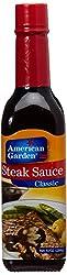 American Garden Steak Sauce, 284g