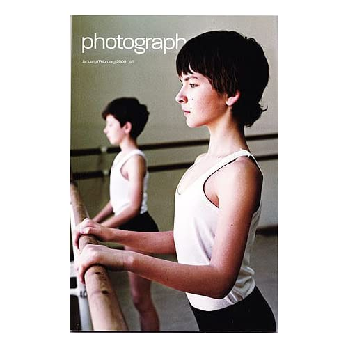 PHOTOGRAPH Magazine, January/February 2009, Mindlin, Bill (editor)