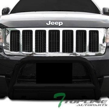 topline-autopart-black-hd-heavyduty-bull-bar-brush-push-front-bumper-grill-grille-guard-protector-tu