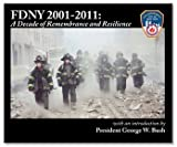 FDNY DECADE OF REMEMBRANCE BOOK