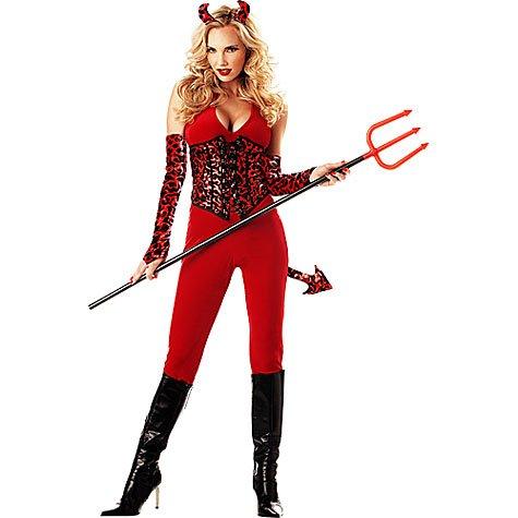 California Costumes Women's She Devil Costume