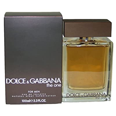 THE ONE For Men By DOLCE & GABBANA Eau De Toilette Spray